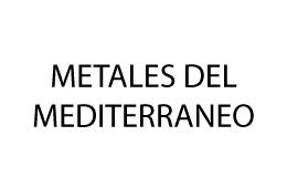 Metales del Mediterráneo